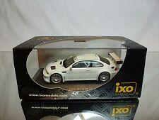 IXO MOC013 BMW M3 GTR V8 - WHITE 1:43 - EXCELLENT IN BOX