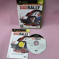 Richard Burns Rally (Xbox), Xbox Original Video Games 2004 Complete With Manual
