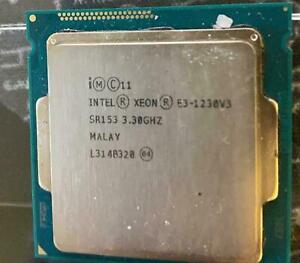 Procesador Intel Xeon E3 1230 v3 (4 c / 8 h) 3,7GHz (como Core i7) LGA 1150