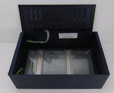Truelec Leergehäuse Schaltschrank GP03|24VDC |5A | L=41 cm,B=25,5 cm,T=14,5 cm
