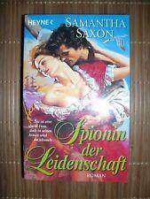 Spionnin der Leidenschaft von Amantha Saxon
