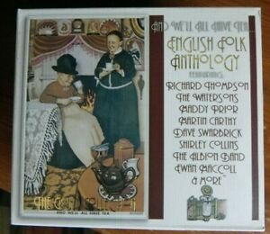 Various Artists - And We'll All Have Tea - English Folk Anthology(2000)Double CD