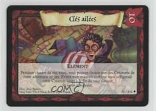 2001 Harry Potter Trading Card Game #72 Winged Keys Gaming 0b0