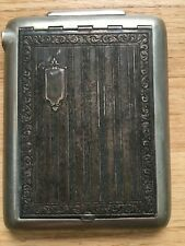 Vintage Taico Spring Loaded Cigarette Case 1921