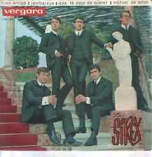 LOS SIREX  EP Spain 1964 You can never stop me loving you +3 ( In Spanish )