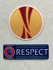Set Of 2009-2013 UEFA FIFA Europa League Respect Patch Badge Parche Flicken