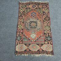 Central anatolian yastık rug ,handmade rug,antique rug,natural rug