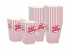 Movie Theater Popcorn Boxes Paper Popcorn Box Red And White Great Popcorn