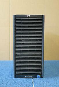HP Proliant ML350 G6 Xeon Quad Core E5320 1.86GHz 12GB RAM Tower Server