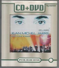 Jean Michel JARRE - CD AERO + DVD LIVE A PEKIN - SPECIAL DELUXE VERY RARE!!!
