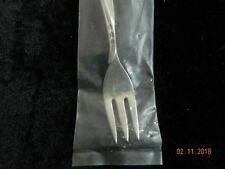 Pine Spray by International Sterling Silver Cocktail Fork 5 5/8""