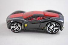 HotWheels FERRARI 350 Modena Sports Car in BLACK Livery VGC
