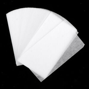 1 Package 120Pcs End Papers For Hair Perms Beauty Salon Curling Papers