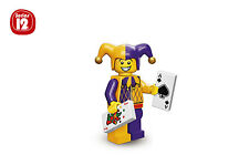 Lego 71007 Minifig Series 12 Jester