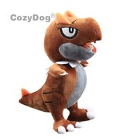 Anime Tyrunt Plush Dragon Toy Soft Stuffed Doll Kids Collectible Birthday Gift