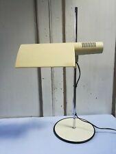 GRANDE LAMPE DE BUREAU STYLE DESIGN SCANDINAVE 1970 FAGERHULTS SWEDEN LEDU XXème