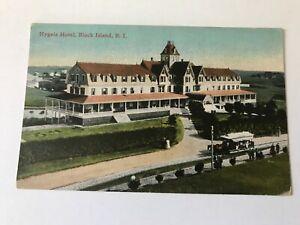Hygeia Hotel Block Island Rhode Island RI