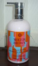 NEW MOLTON BROWN-Patchouli & Saffron Nourishing Body Lotion - 300ml/10oz