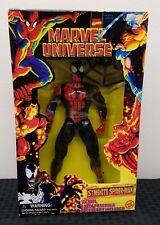 "Vintage 1997 Toy Biz 10"" SYMBIOTE Spider Man Marvel Universe NIB Venom"