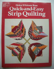 Quick and Easy strip quilting quilt scrap patterns blocks