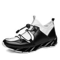 New Men's Fashion Elevator Running Shoes Male Classic Sneaker Trainers Walking