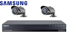 Samsung 1080p HD CCTV Sistema de cámaras de seguridad con grabadora-Plug & Play