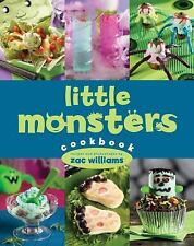 little monsters cookbook by Williams, Zac