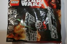 LEGO 30276 FIRST ORDER SPECIAL FORCES TIE FIGHTER POLYBAG NEW