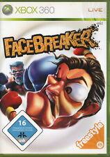 Facebreaker - Arcade-Boxen - USK ab 16 freigegeben - Electronic Arts