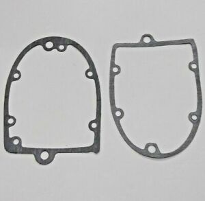 Gear Box Gaskets Inner and Outer Triumph Unit 350 500 1957 to 1974 UK Made