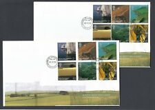 More details for two first day covers house of commons / house of lords 2005 south west england