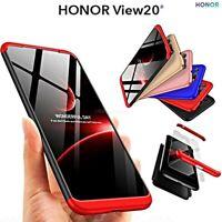 COVER per Huawei Honor View 20 CUSTODIA Fronte Retro 360° ORIGINALE ARMOR CASE