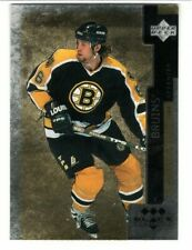 JOE THORNTON 1997-98 Black Diamond Triple GOLD #112 Upper Deck Boston Bruins