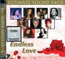 ENDLESS LOVE - VARIOUS ARTISTS (ULTIMATE SOUND) SACD (MADE IN JAPAN)