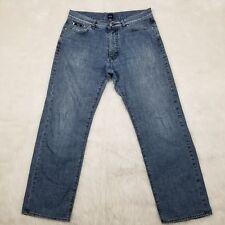 Hugo Boss Texas Men's Bootcut Jeans Size 36/32 Measured 34x33
