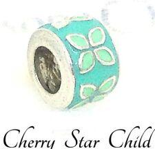 Blue Fine Charms & Charm Bracelets