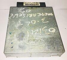 00 FORD TAURUS 4.0L OHV ECU ECM COMPUTER YF1F-12A650-BE