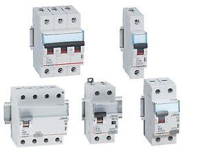 Legrand LS-Schalter Leitungsschutzschalter FI-Schutzschalter Sicherung B16 FI/LS
