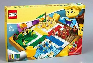 BRAND NEW AND SEALED LEGO 40198 LUDO GAME