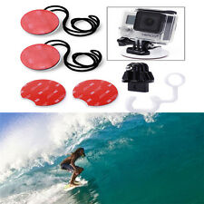 Gopro Hero 3+ 3 2 1 8 in 1 Kit for surfboards Surf Pack Tethers Mounts