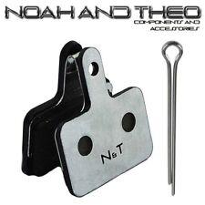 n&t Clarks S2 Aluminio Semi Metálico Pastillas Frenos También Para Shimano &