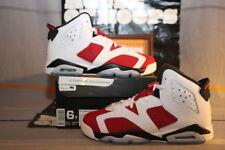 88694da18ee1 Air Jordan Retro 6 VI Carmine GS Size Sz 6y DS 2014