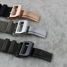 Kevlar Leather Watch Band For IWC PILOT PORTUGUESE 20mm / 21mm / 22mm More color