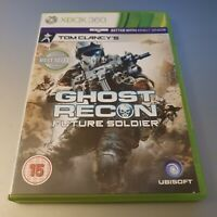 Tom Clancy's Ghost Recon: Future Soldier (Microsoft Xbox 360, 2012)
