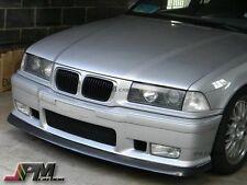 AC Type Carbon Fiber Front Spoiler Bumper Lip Fit BMW M3 1992-1998 E36 M3 Coupe
