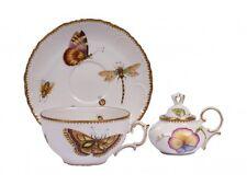 Anna Weatherley Tea Cup, Saucer And Miniature Honey Pot (BRG 42905)