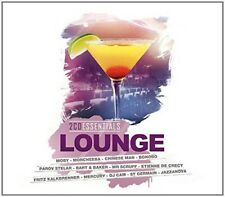 ESSENTIALS-LOUNGE 2 CD NEUF