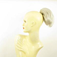 Hairpiece ponytail short white 2/60 peruk