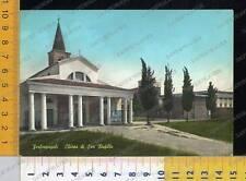 40944] FORLì - FORLIMPOPOLI - CHIESA DI S. RUFILLO  _ 1967