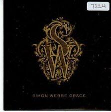 (BY268) Simon Webbe, Grace - 2004 DJ CD